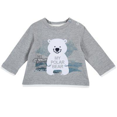 Maglietta con orso polare
