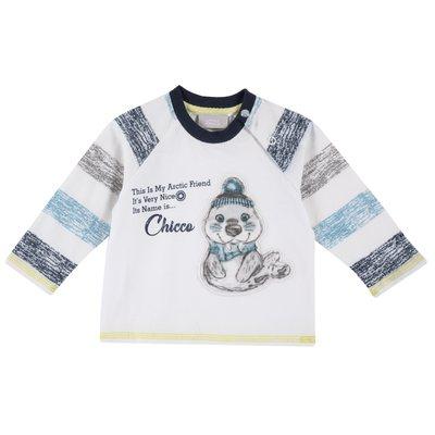 Maglietta con simpatico tricheco