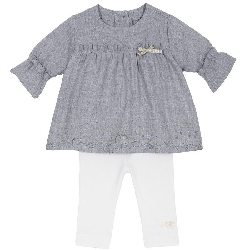 Set camicia e leggings