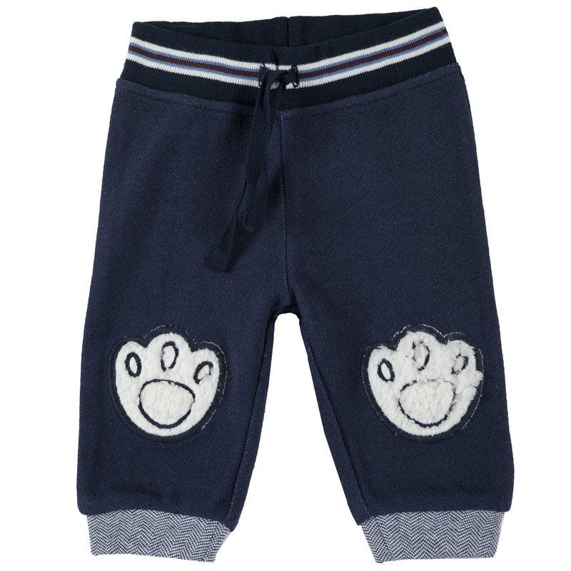 Pantaloni di tessuto accoppiato