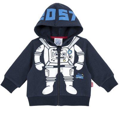 Cardigan con astronauta