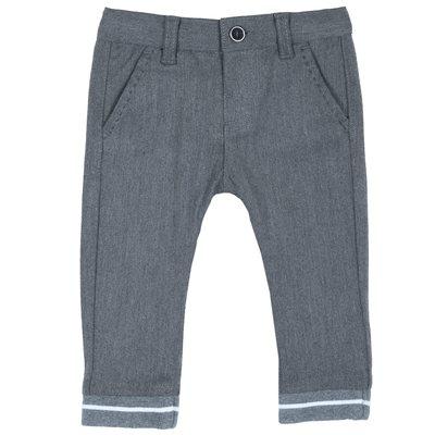 Pantalone di twill con tasche