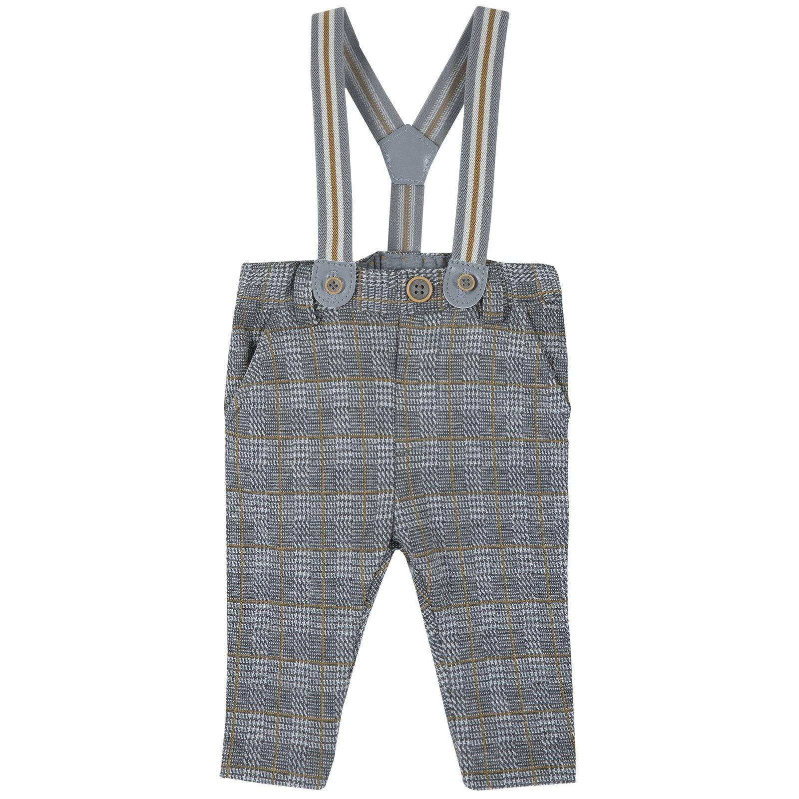 cerca il più recente vendita outlet scegli l'autorizzazione Pantalone lungo con bretelle