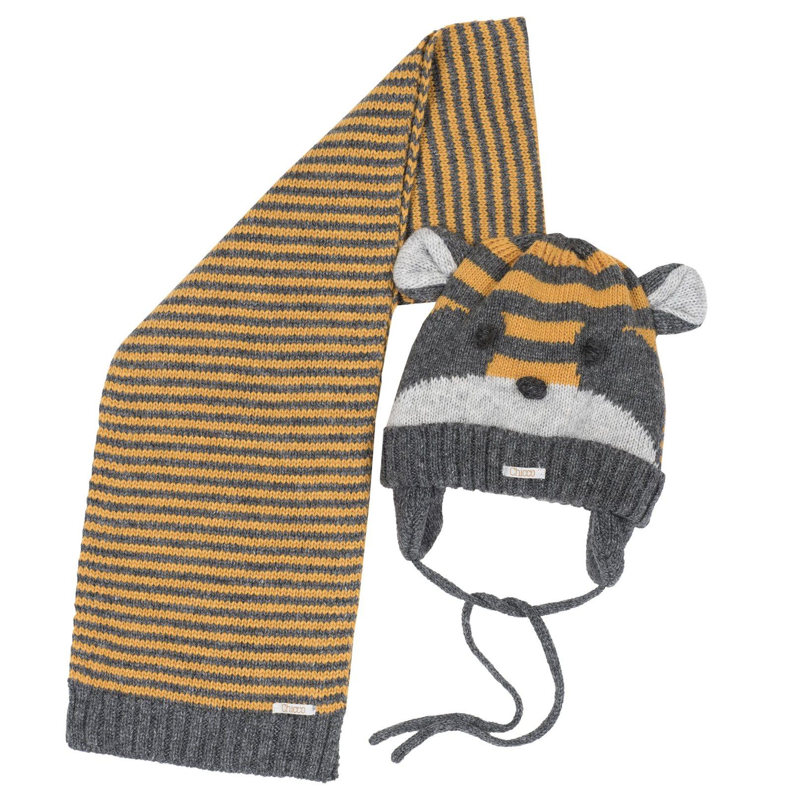 newest b5b37 d28ff Set cappello e sciarpa
