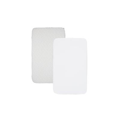 Kit 2 lenzuolini per Zip&Go Light Grey