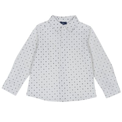 Camicia di piquet maglia