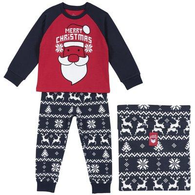 Pigiama lungo di con Babbo Natale