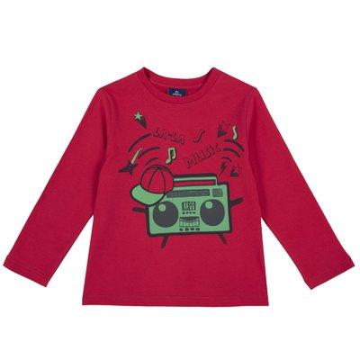 Maglietta con radio - Progetto Piccoli Stilisti Chicco