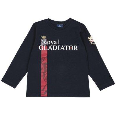 T-shirt con elegante stampa