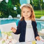 Maglietta Sweet & Cute 2Y BIANCO