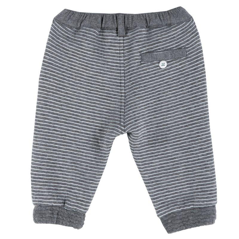 Pantaloni in jersey accoppiato