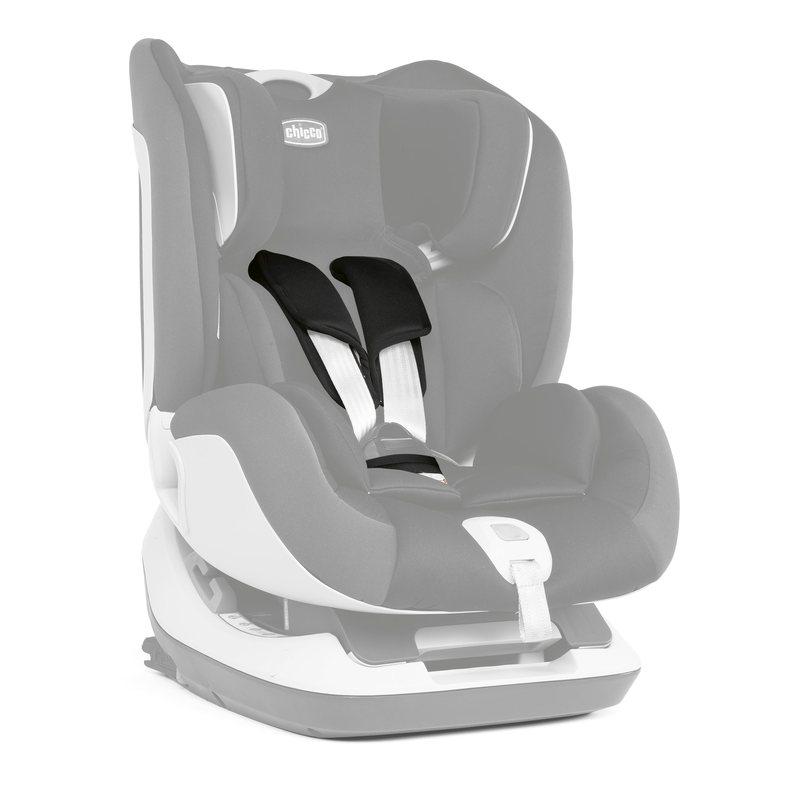 Spallacci Seggiolino Auto Seat Up 012 Jet Black