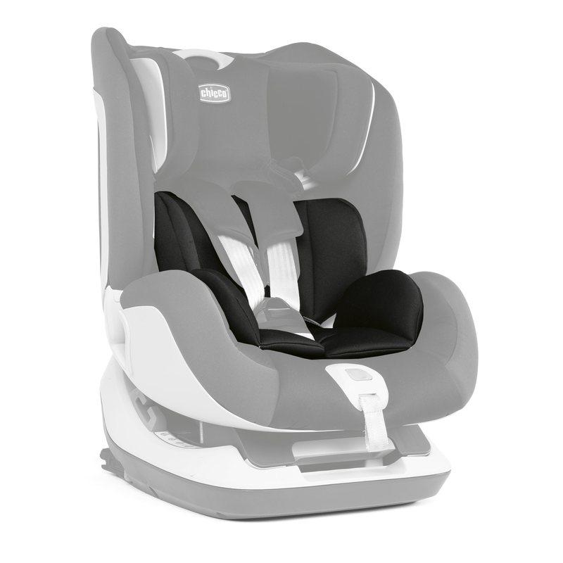 Riduttore Seggiolino Auto Seat Up 012 Jet Black