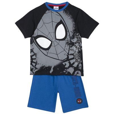 Set t-shirt Spider-man con pantaloncini