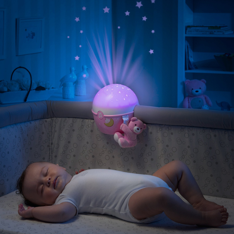 Proiettore Next 2 Stars Rosa