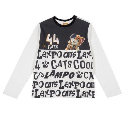 T-shirt con Lampo