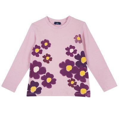 Maglietta con fiori - Progetto Piccoli Stilisti Chicco