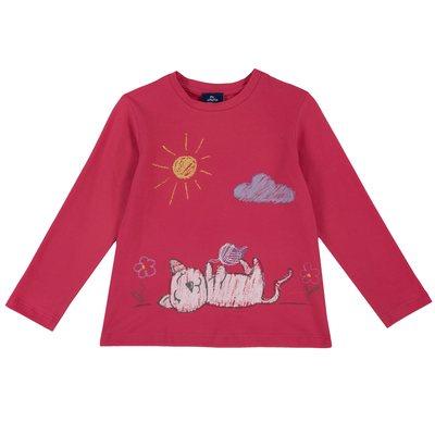 Maglietta con gattino - Progetto Piccoli Stilisti Chicco