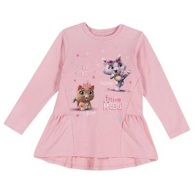 T-shirt con gattine